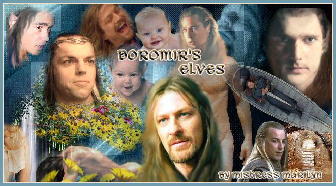 'Boromir's Elves' banner