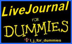 Join LJ for Dummies!